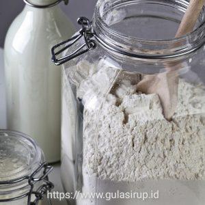 Matlodextrin Glucose Powder | Glukosa bubuk | Tepung Glukosa gula manis sirup fruktosa glukosa makanan minuman sehat segar by gulasirup.id
