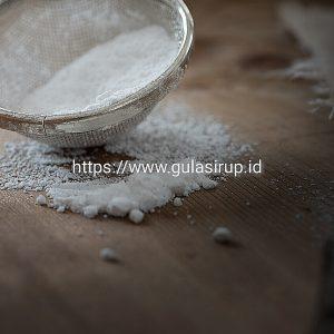 Dextrose Anhydrous Crystal glucose Glukosa Kristal gula manis sirup fruktosa glukosa makanan minuman sehat segar by gulasirup.id