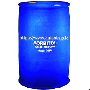 sorbitol liquid cair gula manis sirup fruktosa glukosa makanan minuman sehat segar by gulasirup.id